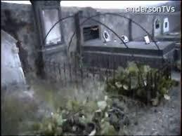 Un cimitir francez care dă fiori după orele 17