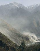 S-a prăbuşit un OZN în Nepal?
