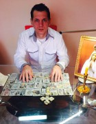 Mulţumiri din America şi Anglia pentru prezicător astrolog Gergely Eduard Rogere