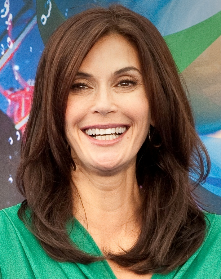 Teri Hatcher, foto de Hyku, Flickr, Wikipedia.