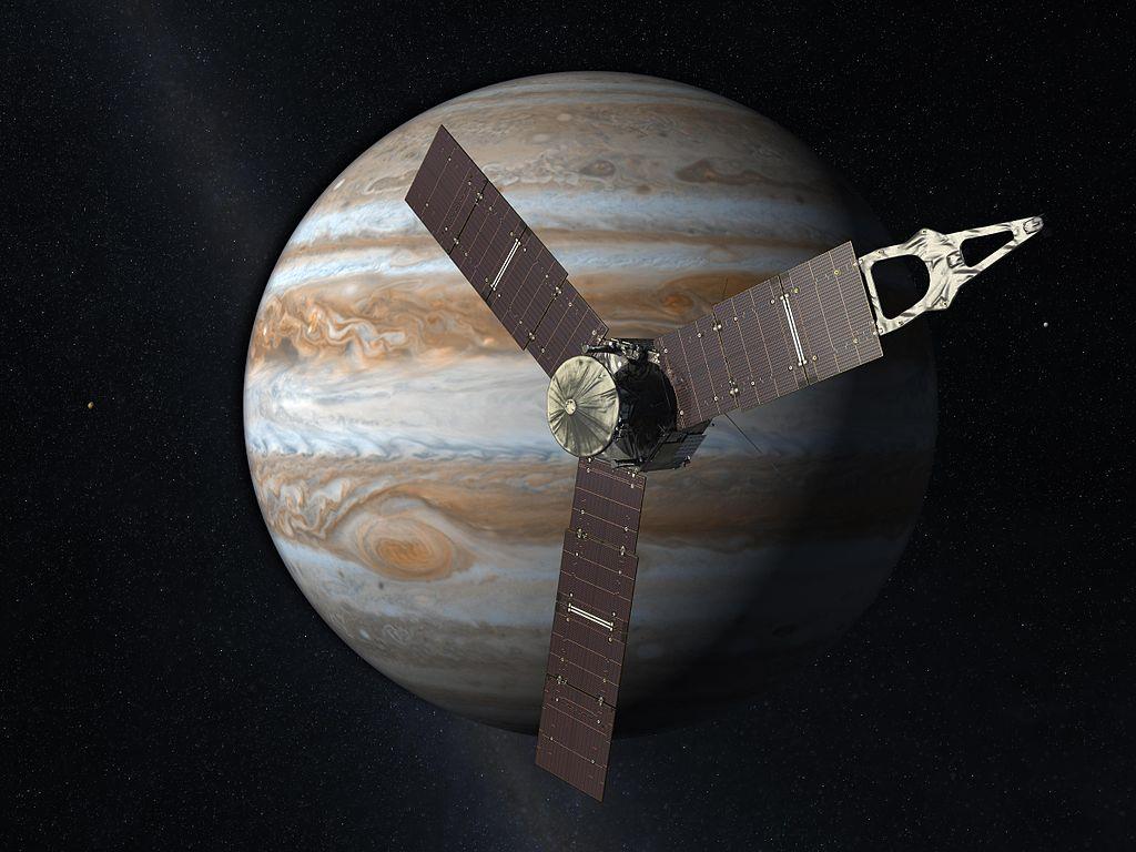 autor NASA/JPL, Wikipedia.