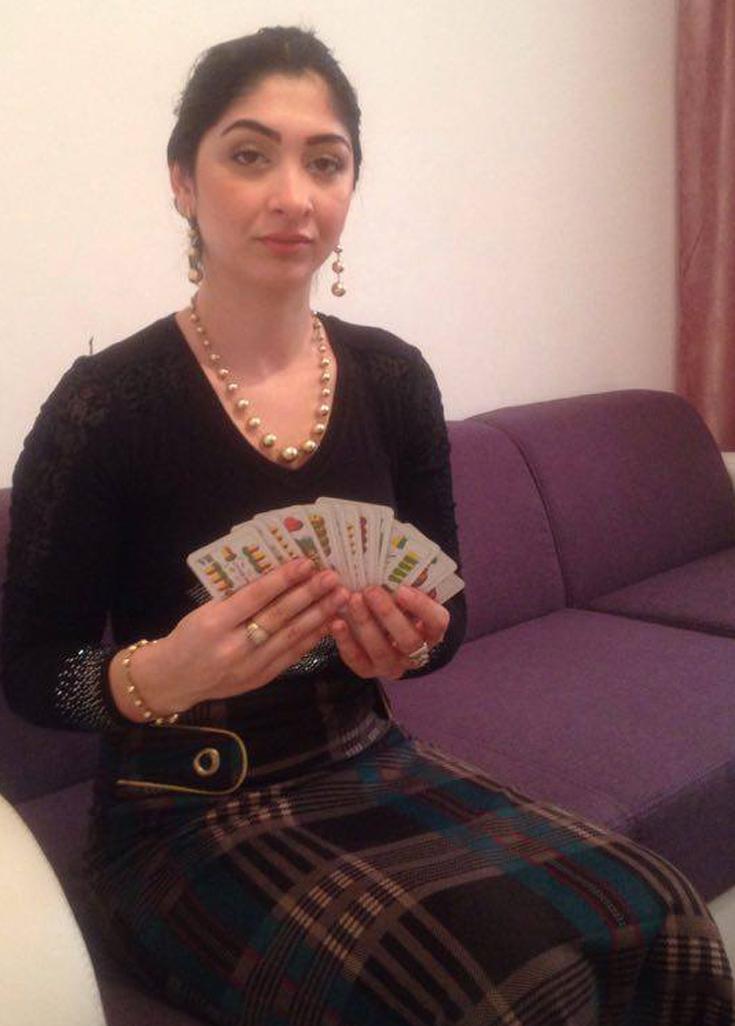 Vrăjitoarea Aliona este specialistă în magie albă