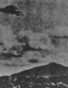 OZN-uri în nori, în Atlanta, Georgia