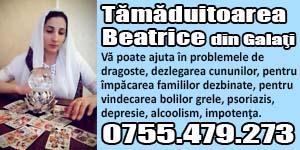 Banner 300x150 Beatrice din Galati
