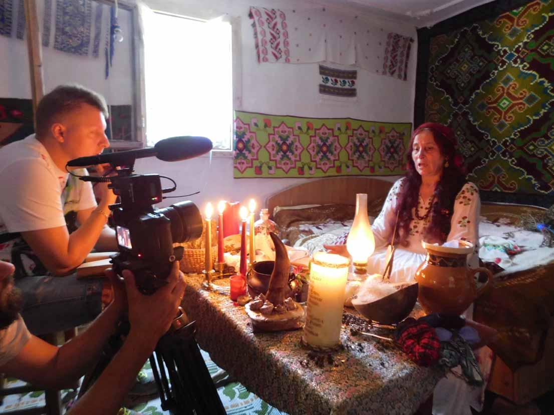 vrajitoarea Elena Minodora interviu