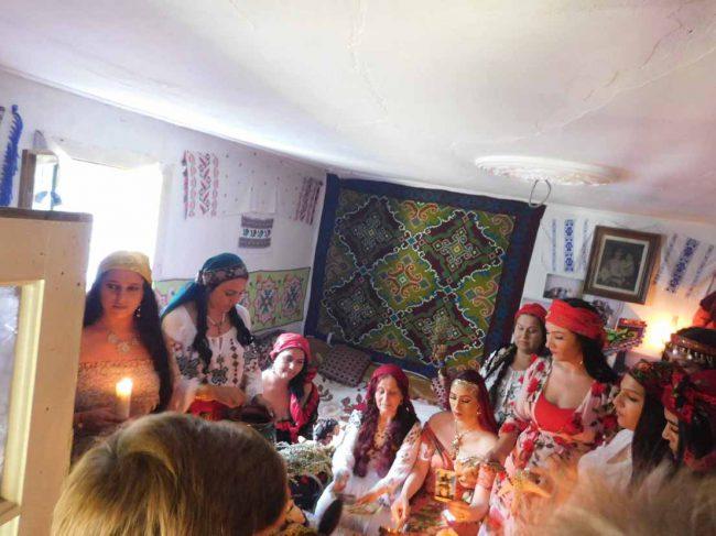 vrajitoarea Elena Minodora ritual