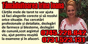 Banner 300x150 Irina Ioana