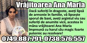 Banner 300x150 Vrajitoarea Ana Maria