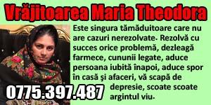 Banner 300x150 Vrajitoarea Maria Theodora