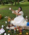 Vrăjitoarea Melisa a făcut ritualuri cu vracii indieni din Florida