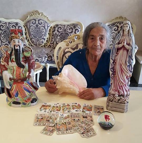 Mulțumiri din Cuba și Italia pentru clarvăzătoarea mama Maria
