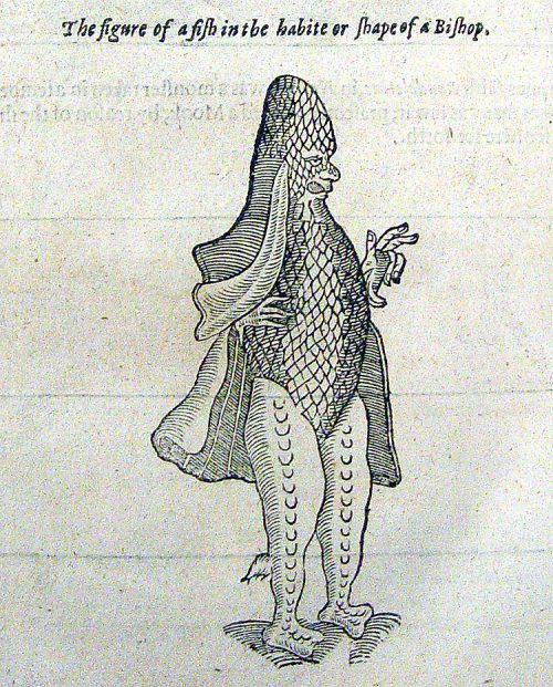 Peştele-episcop