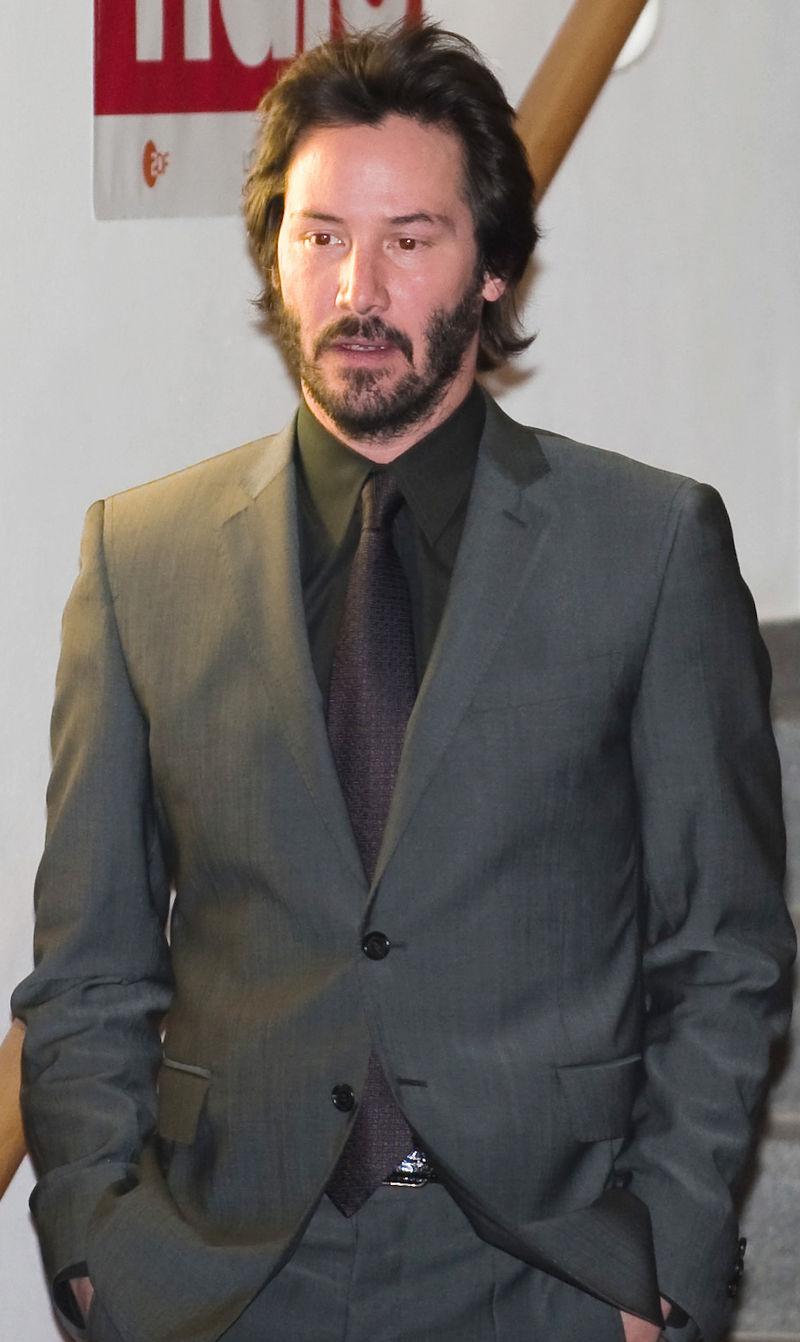 Keanu Reeves despre iubire