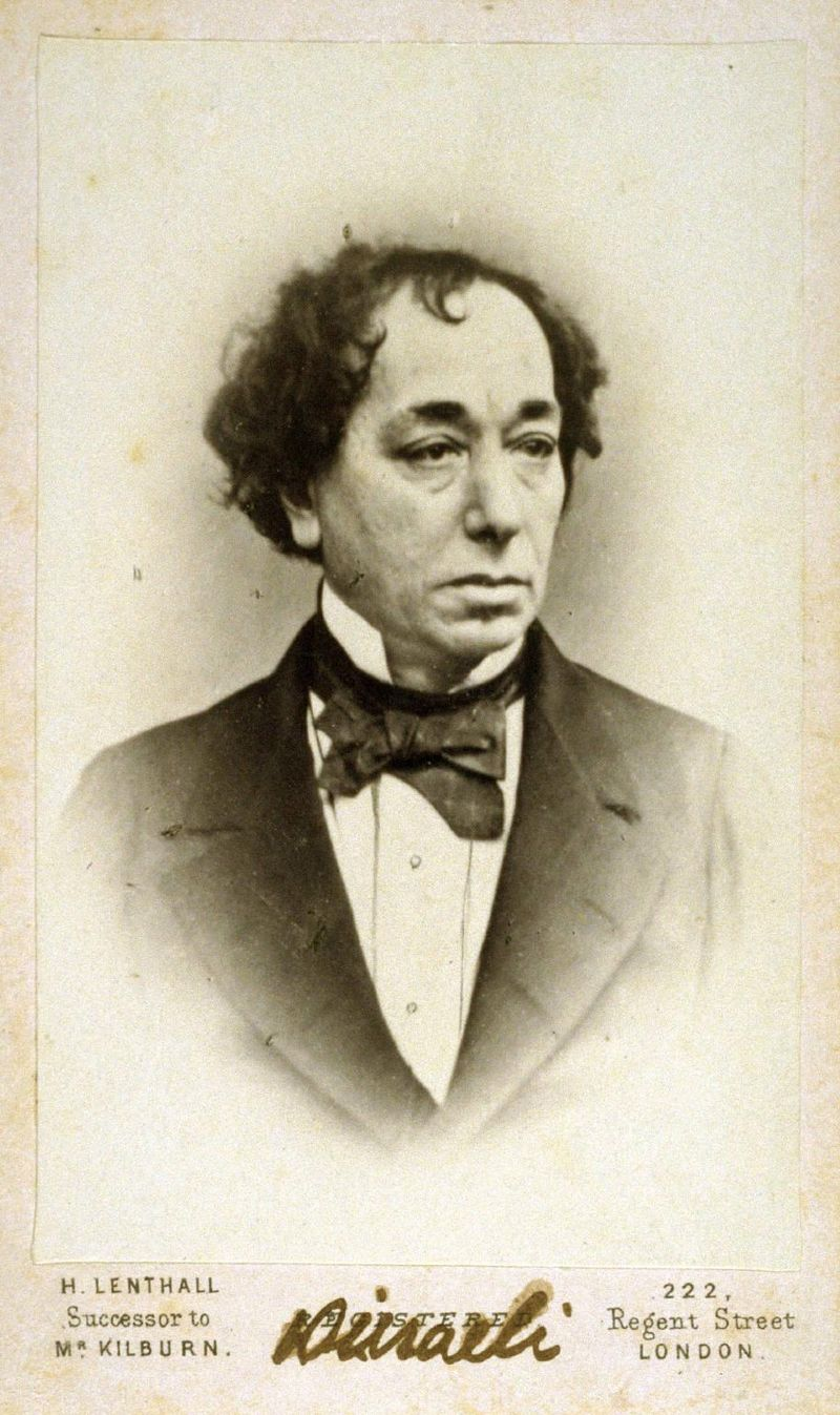 Benjamin Disraeli despre disperare