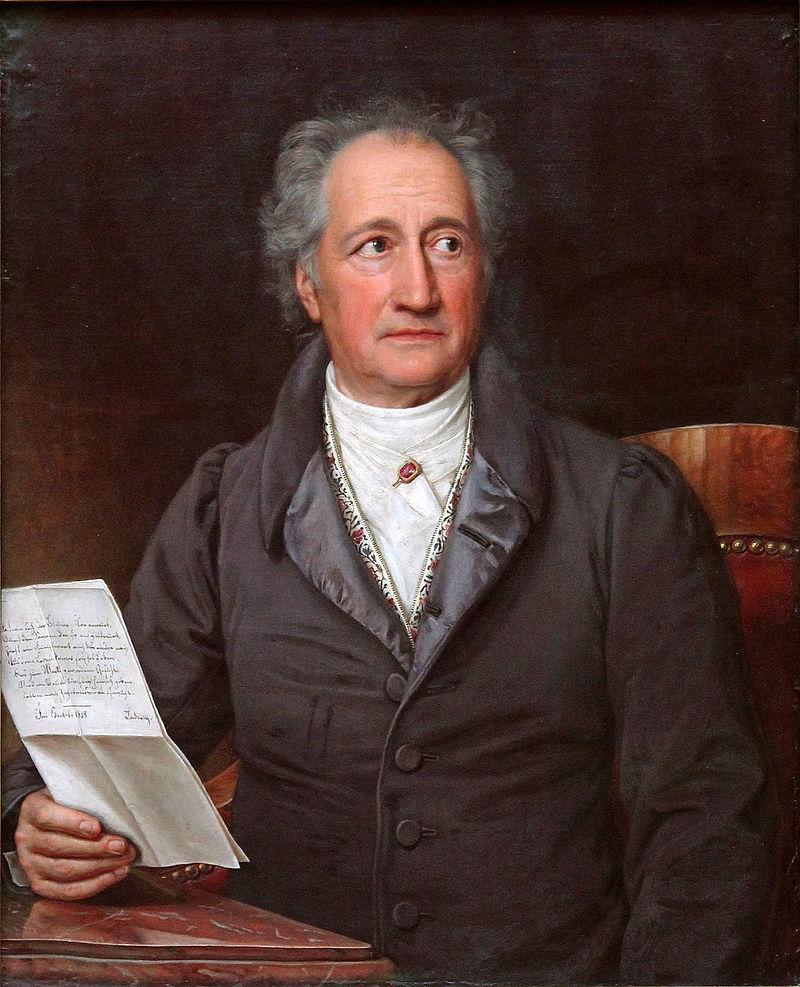 Johann Wolfgang Goethe despre omul care nu mai are nimic de pierdut