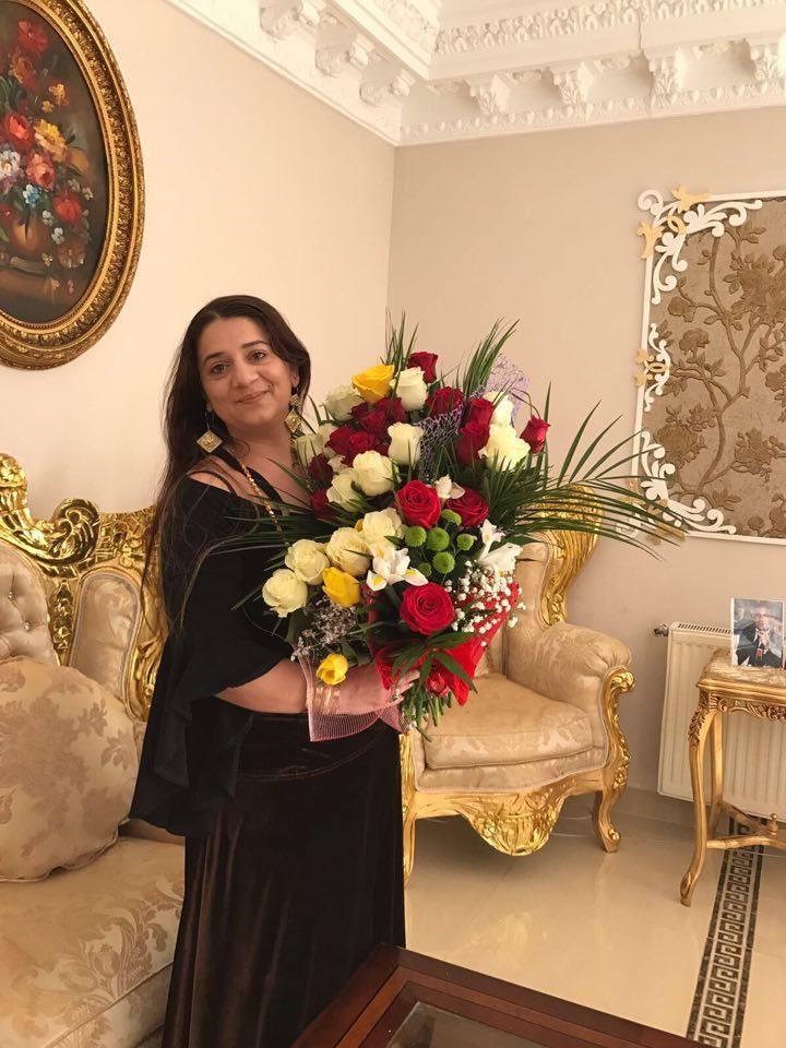 Mulţumiri din Italia pentru vrăjitoarea Vanessa