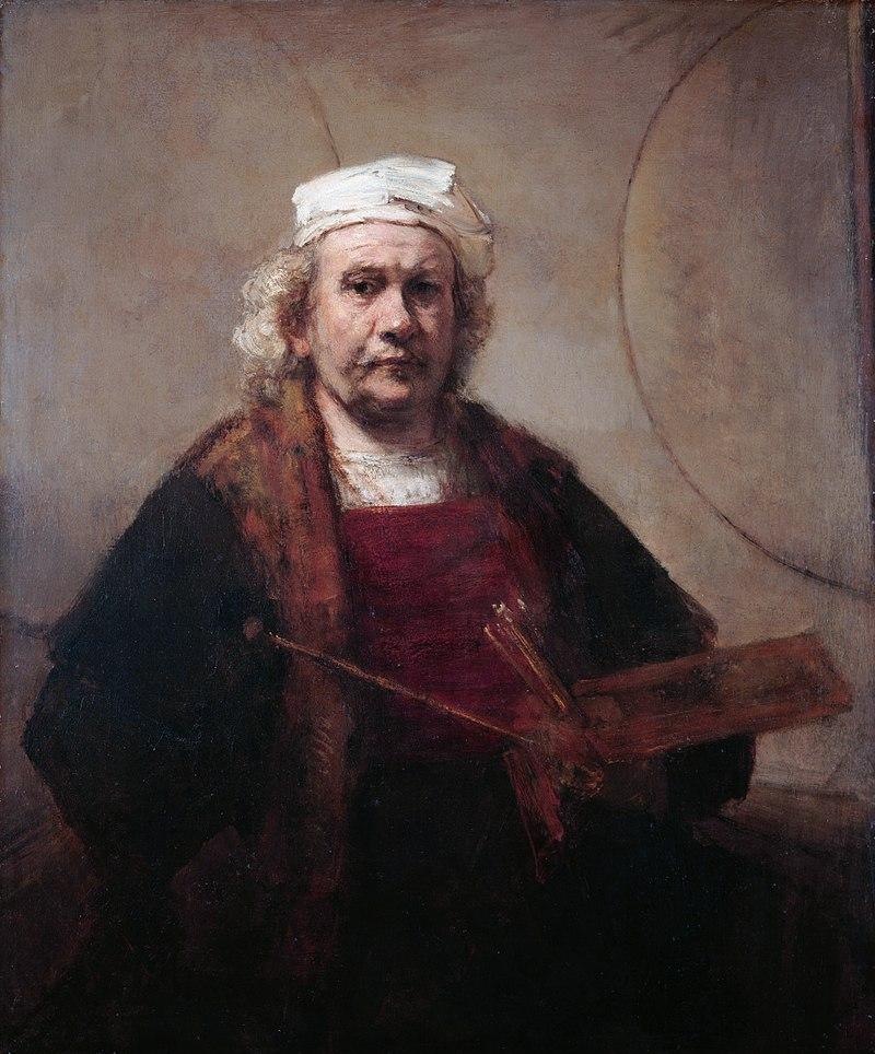 Rembrandt van Rijn despre frumusețea lucrurilor