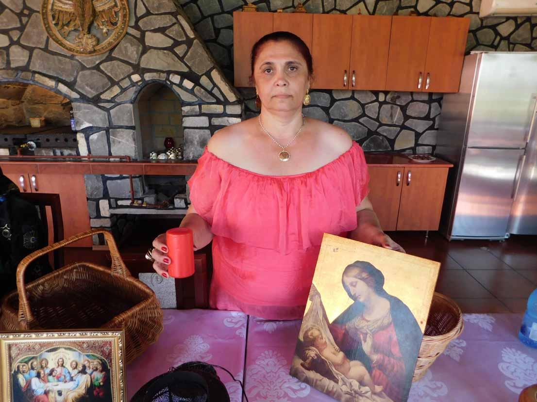 Mulţumiri din Grecia și Cipru pentru vrăjitoarea Aurelia Ardeleanca
