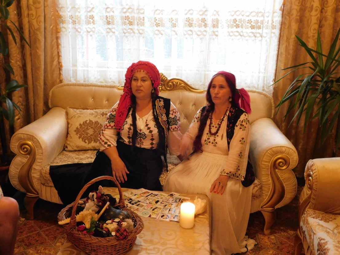Mulţumiri pentru vrăjitoarea Elena Minodora din Rusia și Italia