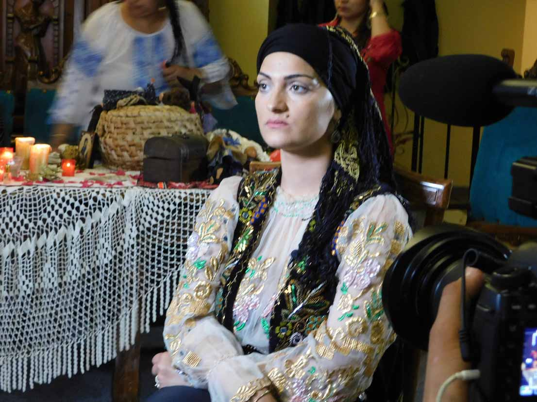 Mulțumiri din Ucraina și republica Moldova pentru regina magiei negre Morgana