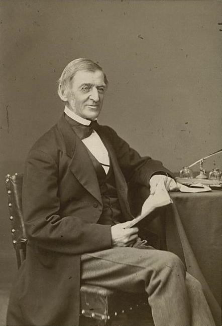 Ralph Waldo Emerson despre frică