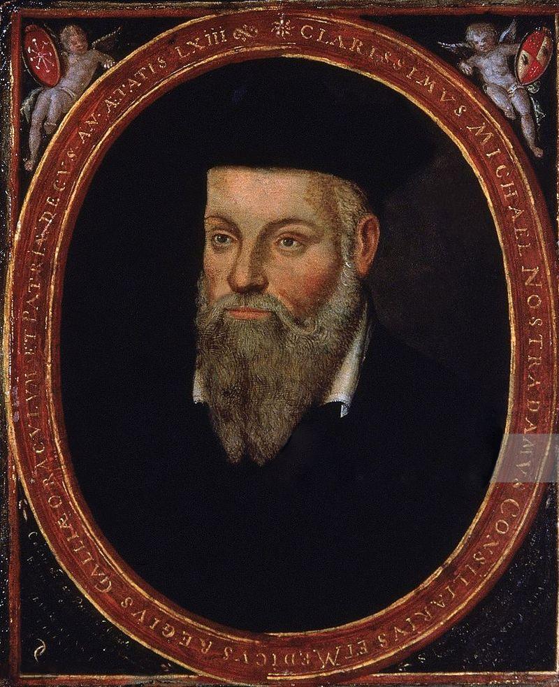 Previziunile făcute de Nostradamus privind anul 2020