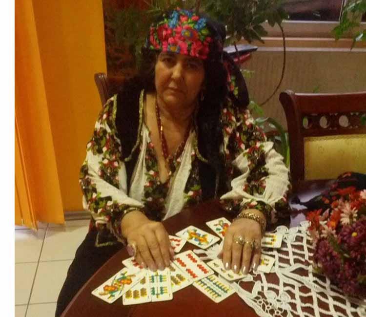 Celebra vrăjitoare Maria din Craiova