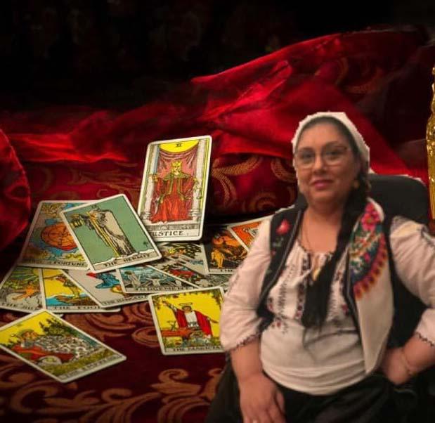 Mulțumiri pentru vrăjitoarea Rodica din Turcia și Spania