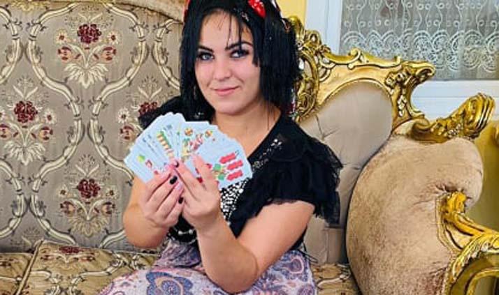 Vrăjitoarea Maria din București