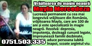 Banner 300x150 vrajitoarea Mayla Mercedes