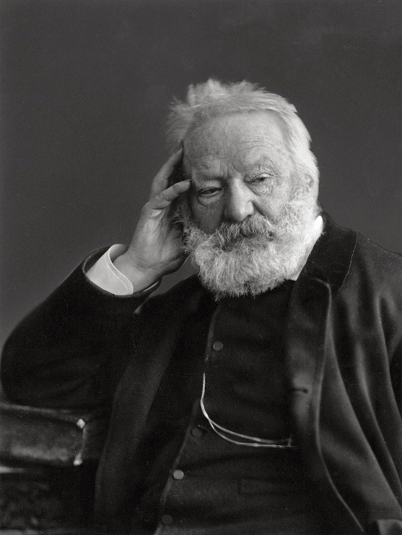 Victor Hugo despre felul de a trăi