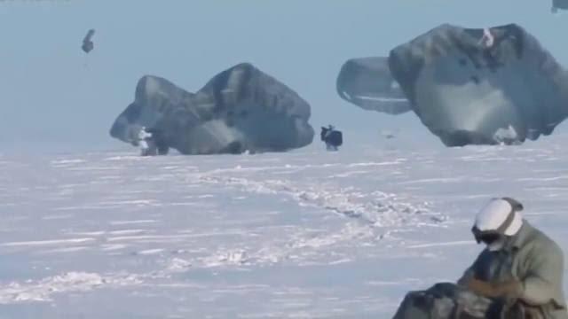 Armata americană a descoperit piramide în Antarctica?